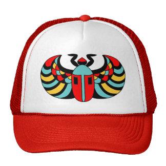 Gorra egipcio del escarabajo