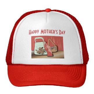 """Gorra el """"día de madre feliz """""""