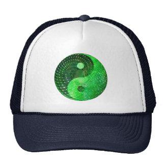 Gorra eléctrico del camionero de la meditación