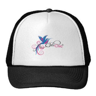gorra elegante del camionero de la ropa del cali