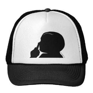 Gorra elegante del camionero de Nosepicker
