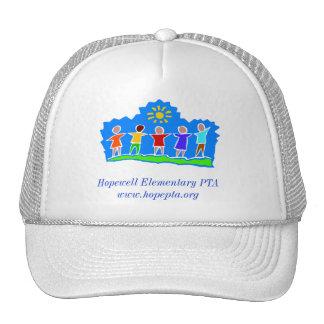 Gorra elemental del camionero de la Pta de Hopewel