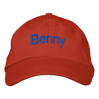 Gorra Epistemic de Benny Gorra De Beisbol