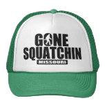 Gorra especial ido de la edición de Squatchin MISS