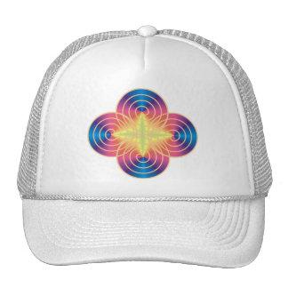 Gorra espiral de la prisma