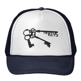 Gorra estándar del logotipo de las llaves