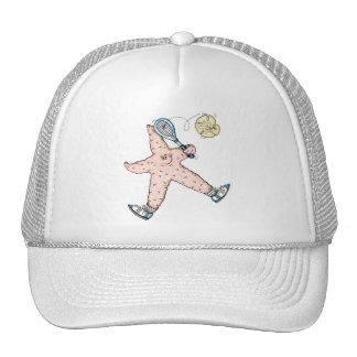 Gorra - estrella de tenis