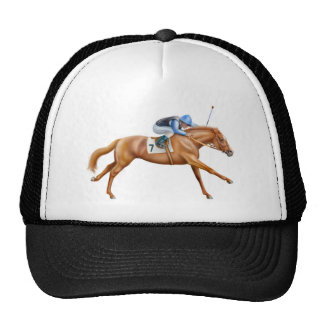 Gorra excelente de la malla del caballo de carrera