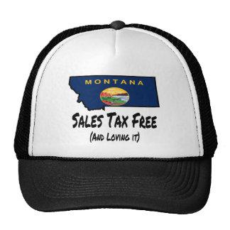 Gorra exento de impuestos de las exportaciones de
