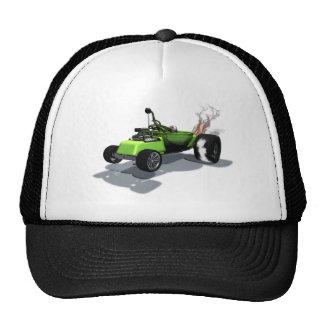 Gorra extraño del móvil de la cosa de las ruedas