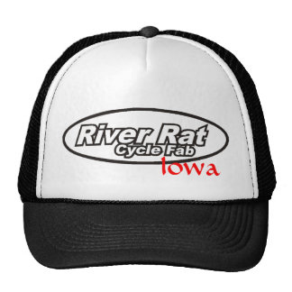 Gorra fabuloso del camionero de Iowa del ciclo de
