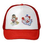 Gorra famoso de dos payasos