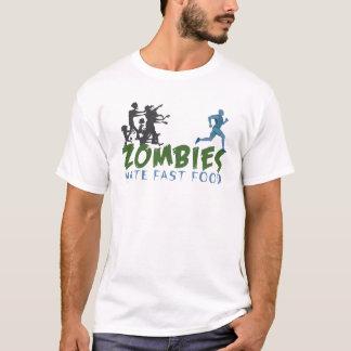 Gorra Fastfoo de los zombis Playera