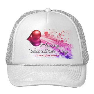 Gorra feliz del el día de San Valentín 6