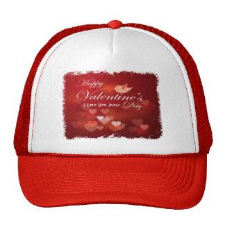 Gorra feliz del el día de San Valentín 7A