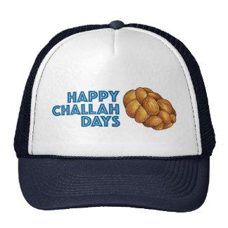 Gorra feliz del pan de Chanukah Jánuca de los días