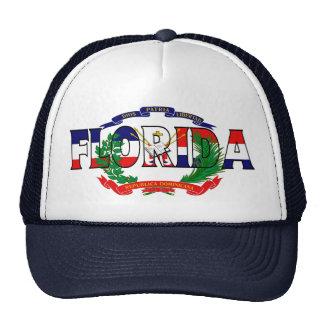 Gorra Florida-Dominicano de la república