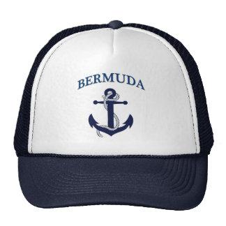 ¡Gorra fresco de Bermudas! Gorras
