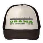 Gorra fresco del camionero de la energía eólica de
