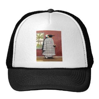 Gorra fresco del pingüino