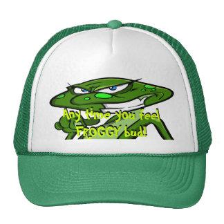 gorra froggy