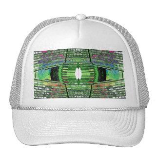 Gorra futurista 2 de Ballcap del diseñador del