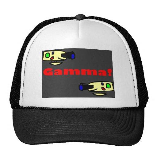 gorra gamma