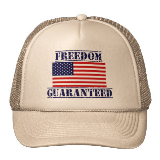 Gorra garantizado libertad del camionero de la ban