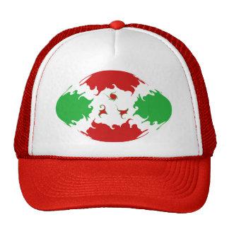 Gorra Gnarly de la bandera de Burundi