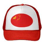 Gorra Gnarly de la bandera de China