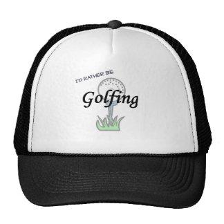 Gorra Golfing