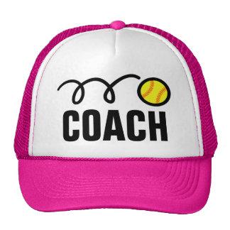Gorra/gorra de béisbol del coche del softball de l gorros bordados