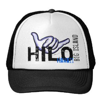 Gorra grande de Hawii de la isla de Hilo