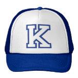 Gorra GRANDE de K Kentucky