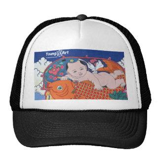 Gorra grande de los pescados