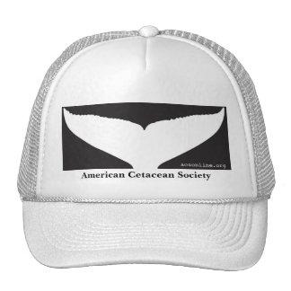 Gorra grande del logotipo