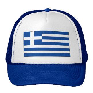 ¡Gorra griego de la bandera - orgulloso ser griego Gorros