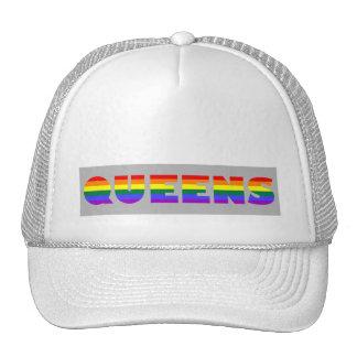 """Gorra """"gris"""" gay del Queens"""