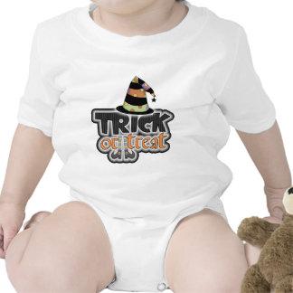 Gorra Halloween de la bruja del truco o de la invi Trajes De Bebé