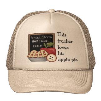 Gorra hecho en casa de los camioneros de la empana