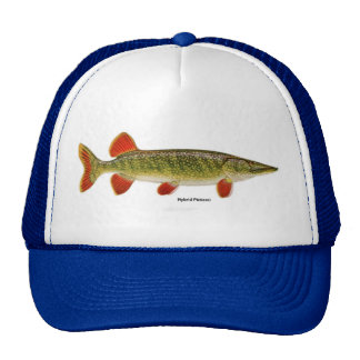 Gorra híbrido del Pickerel