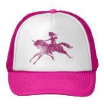 Gorra ideal del jinete del unicornio