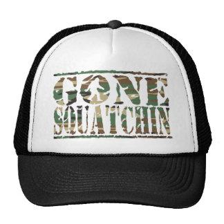 Gorra ido de la impresión del camuflaje de Squatch