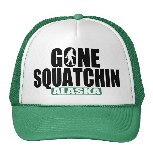 Gorra IDO de SQUATCHIN Alaska