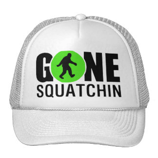 Gorra ido de Squatchin - edición de New Limited