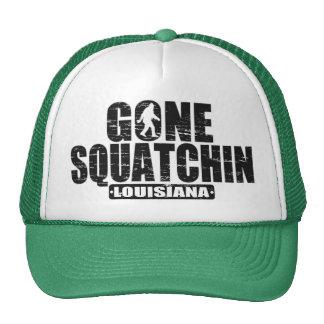 Gorra ido de Squatchin LUISIANA Sasquatch - apenad