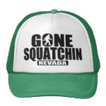 Gorra ido de Squatchin Nevada