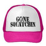 Gorra ido de Squatchin (rosa)