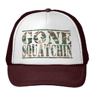 Gorra ido del camionero de la fuente de Squatchin