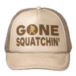 Gorra ido del camionero de Squatchin
